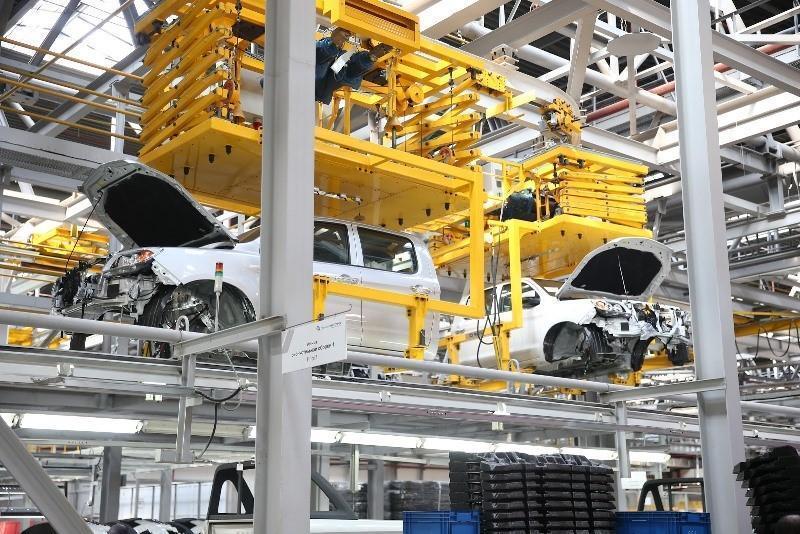 Объем производства автомобилей в Казахстане увеличат на 29%