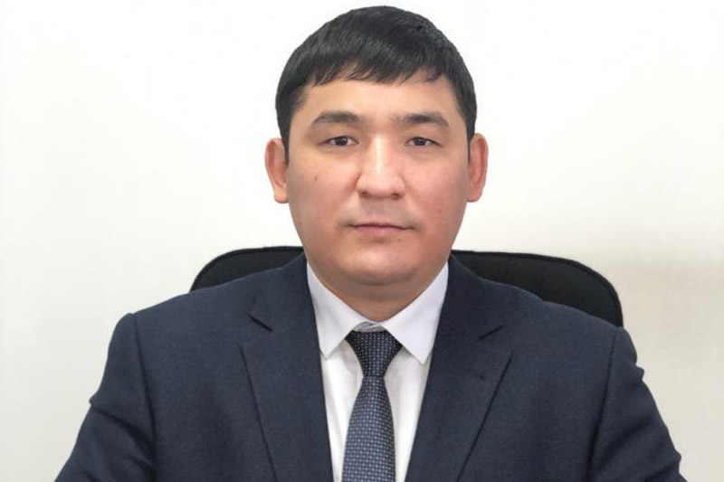 Karaganda rgn's Industry and Industrial-Innovative Development Department names new Head