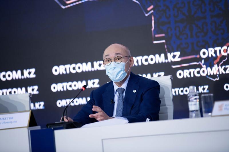 Изменения в системе госпланирования пояснил Кайрат Келимбетов