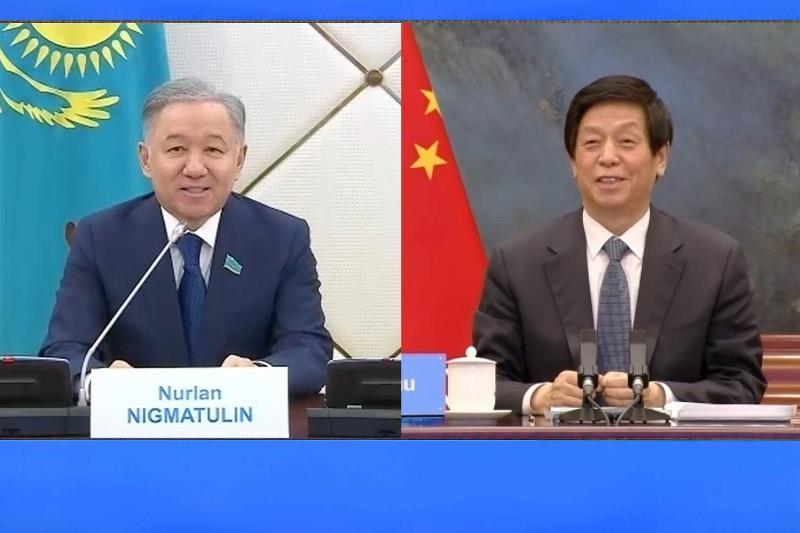 Kazakhstan, China eye bilateral inter-parliamentary cooperation