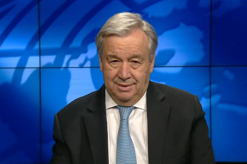 António Guterres congratulates all on the International Day of Nowruz