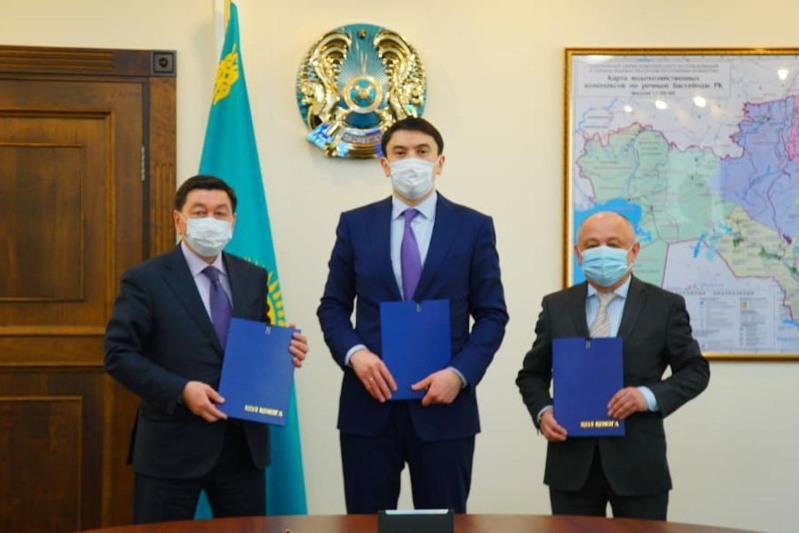 Минэкологии РК, КазМунайГаз и Казгеология будут работать над привлечением иностранных инвестиций в геологию