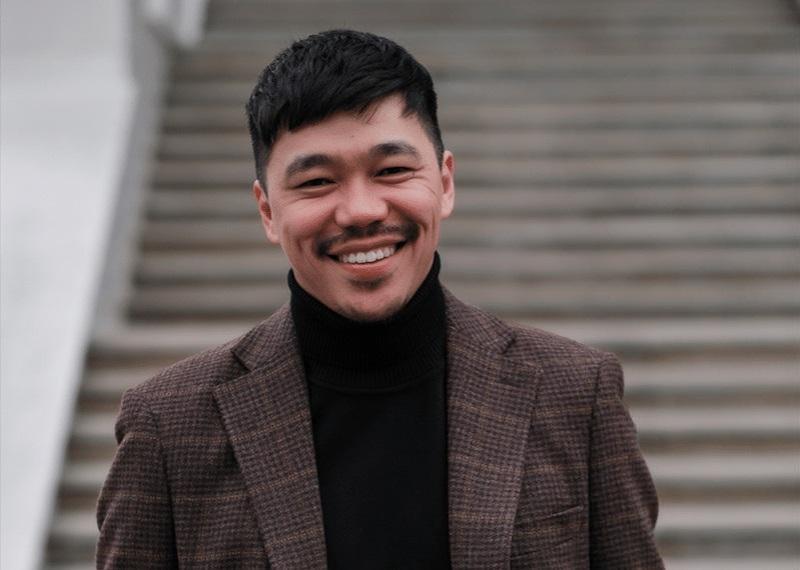 Казахстанец сыграет главную роль во французском сериале