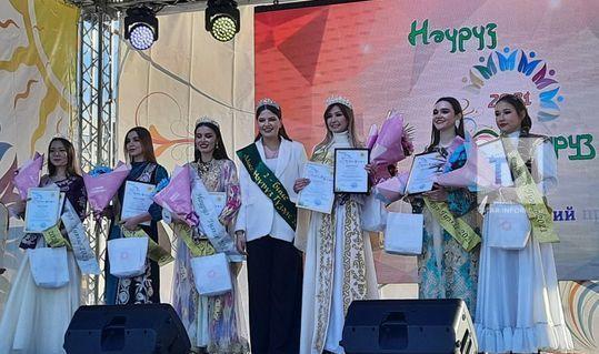 Представительница Казахстана победила в конкурсе красоты в Казани