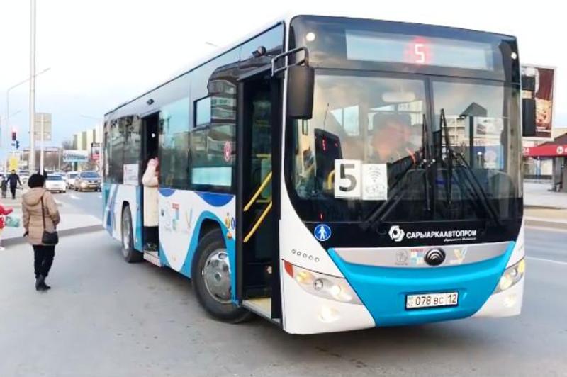 Наурыз: Ақтауда автобустар жолаушыларды тегін тасымалдады