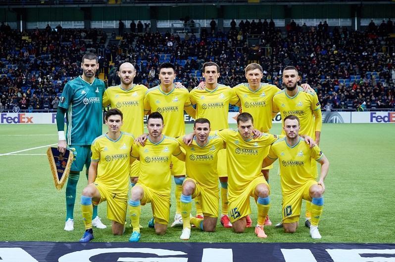 阿斯塔纳球队入围IFFHS十年最佳足球俱乐部排名
