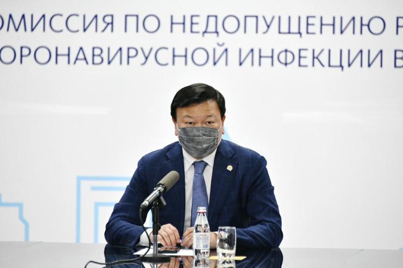 3 млн доз вакцины будут готовы в апреле – Алексей Цой
