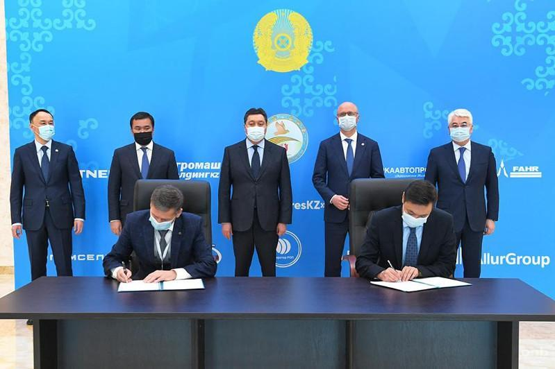 哈萨克斯坦阿鲁尔集团将生产拉达汽车