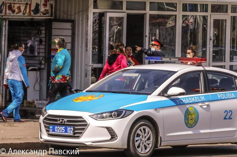Город закрывать мы не будем - аким Алматы