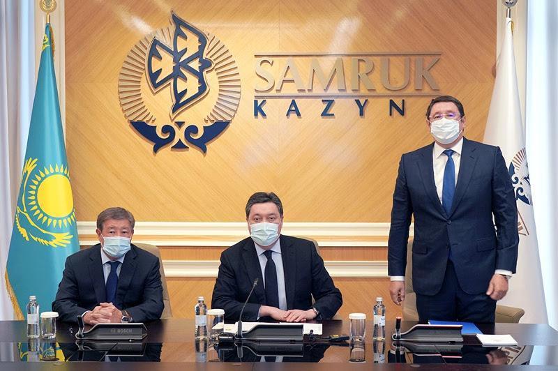 萨特哈利耶夫就任萨姆鲁克-卡泽纳董事会主席