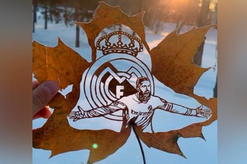 «Реал Мадрид» опубликовал творение казахстанского художника