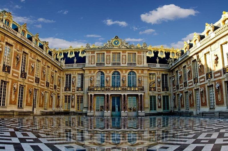 哈萨克斯坦居民将能够线上参观著名的凡尔赛宫