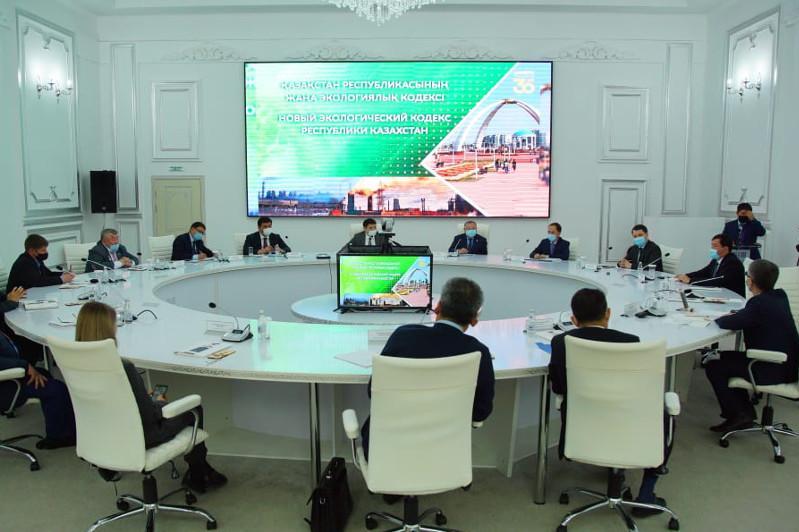 Новый Экологический кодекс позволит улучшить состояние окружающей среды Актюбинской области