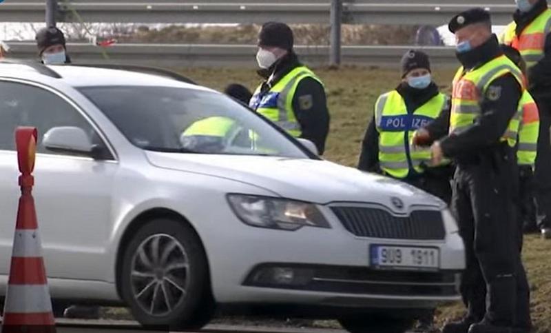 Контроль на европейских границах ужесточают из-за коронавируса