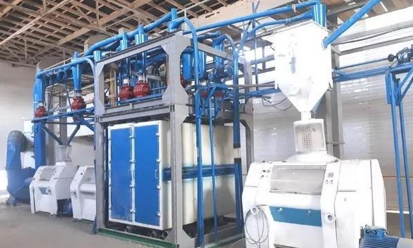 克孜勒奥尔达州新建面粉厂即将投产