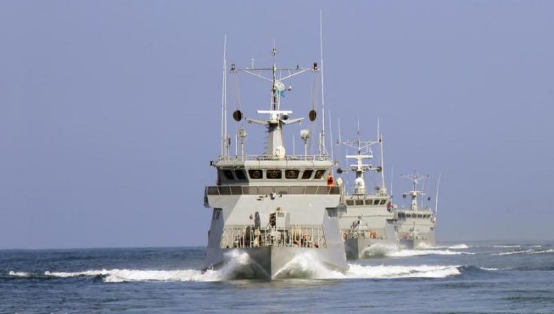 哈萨克斯坦庆祝海军建军28周年