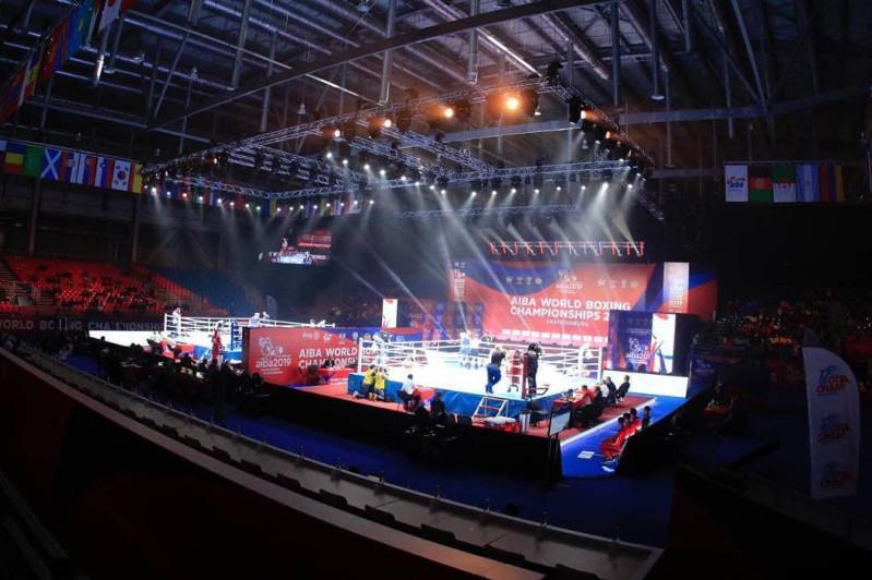 Бокстан 2023 жылғы Әлем чемпионаты Ташкентте өтеді
