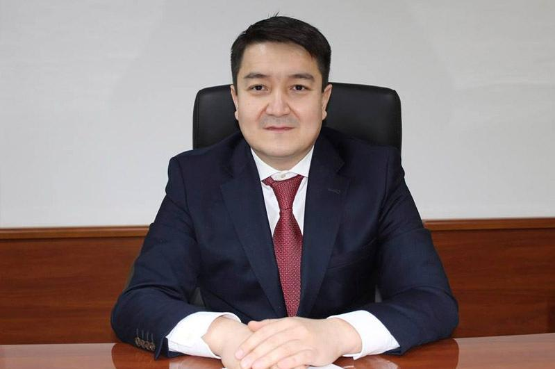 New deputy chairman of Kazakhstan's National Bank named
