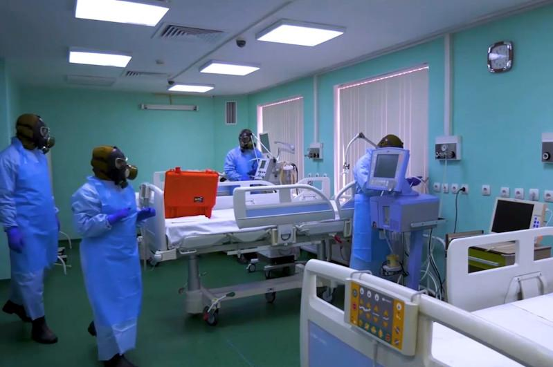 Военные госпитали в Нур-Султане и Алматы оборудованы под  COVID-стационары