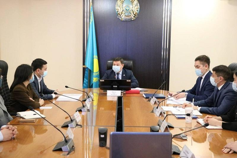 Прошло заседание Координационного совета по развитию молодежных организаций