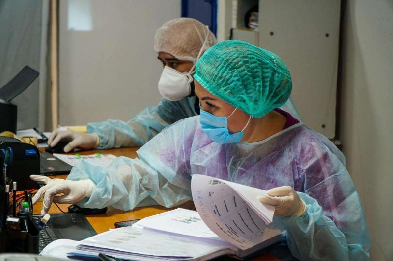 Запись на вакцинацию населения от коронавируса запустили в Нур-Султане