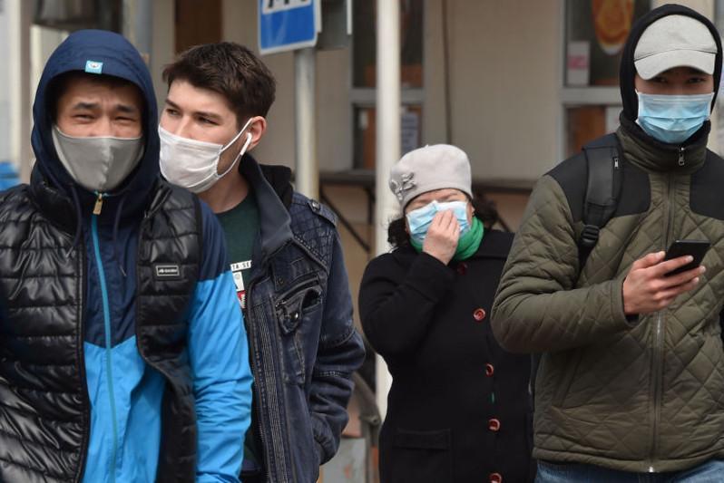 Коронавирус: Бишкек вошел в красную зону