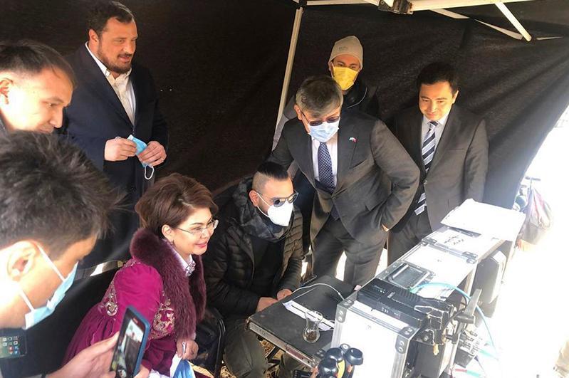 Турецкий сериал о Ходжа Ахмеде Ясауи покажут в Казахстане