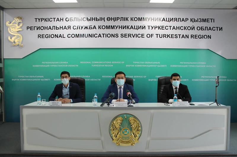 Creative industry association of Turkic-speaking countries founded in Turkestan