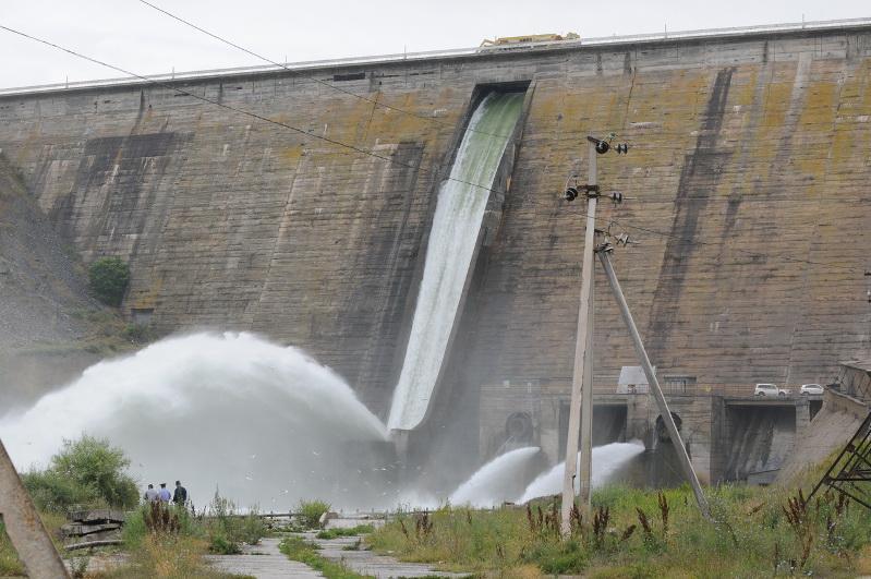 Системами оповещения оснастят жамбылские водохранилища