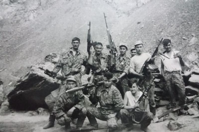 Увиденное не передать словами - воспоминания ветеранао погибших воинахна таджикско-афганской границе
