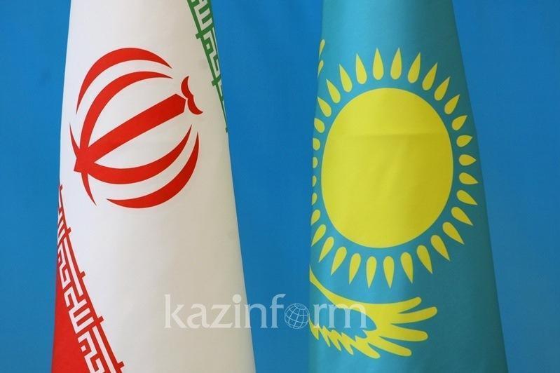 Kazakhstan and Iran debate coop development issues