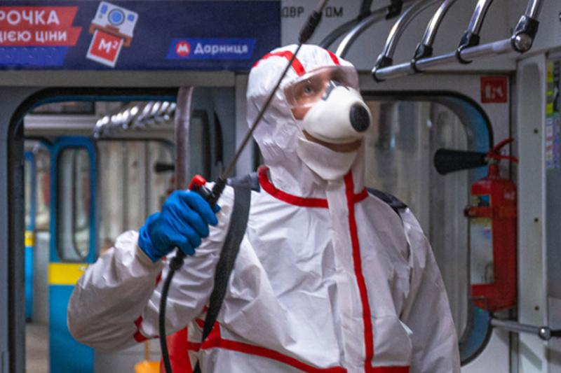 Ukraine reports 15,415 new coronavirus cases