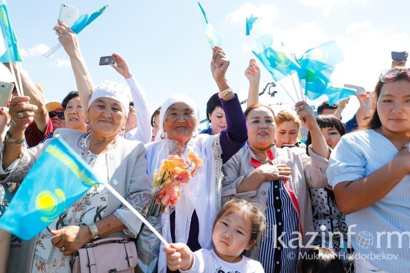 近10年哈萨克斯坦公民平均寿命延长5年