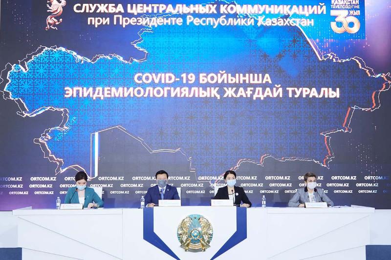 Вакцины будут поставляться в срок и обеспечиватьпотребность регионов – Алексей Цой