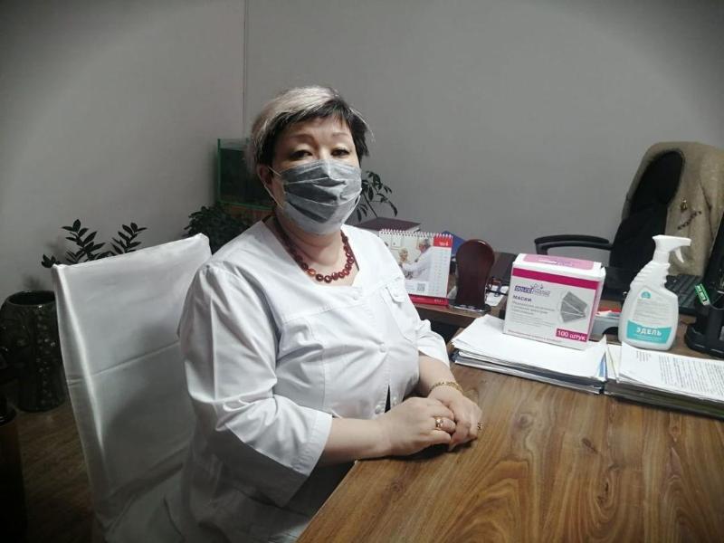 Барлық тұрғындарды вакцина салдыруға шақырамын - Ақтоты Әлназарова