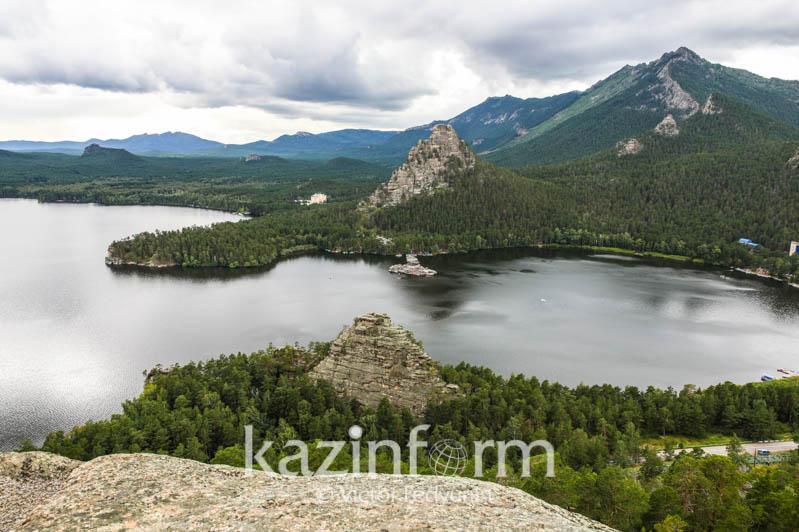 哈萨克斯坦最美丽风景TOP-10之:天堂般的布拉拜