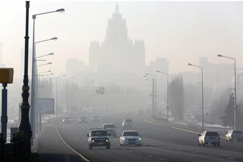 Inclement weather forecast for Kazakhstan Apr 8