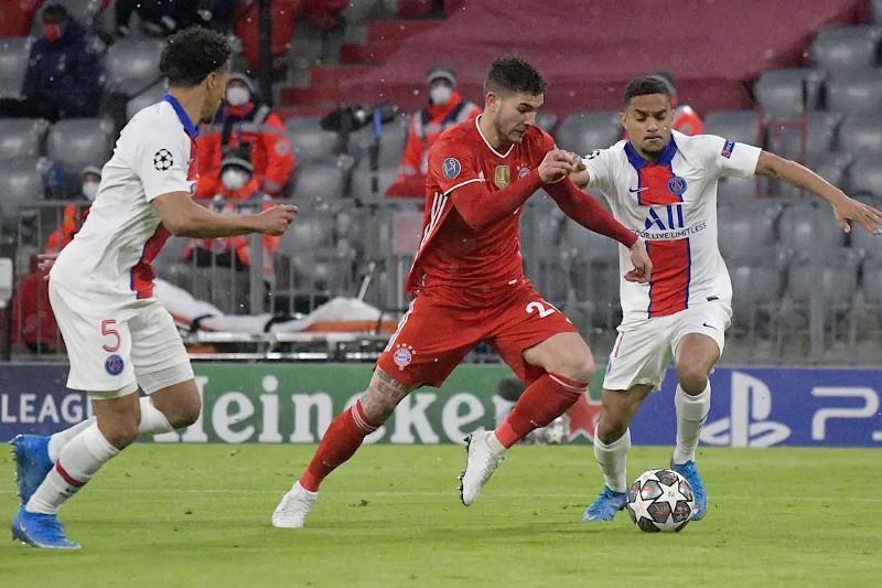 Футболдан Чемпиондар лигасы: «Бавария» өз алаңында жеңіліп қалды
