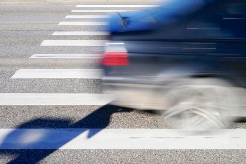 72-летний водитель сбил девушку в Павлодаре