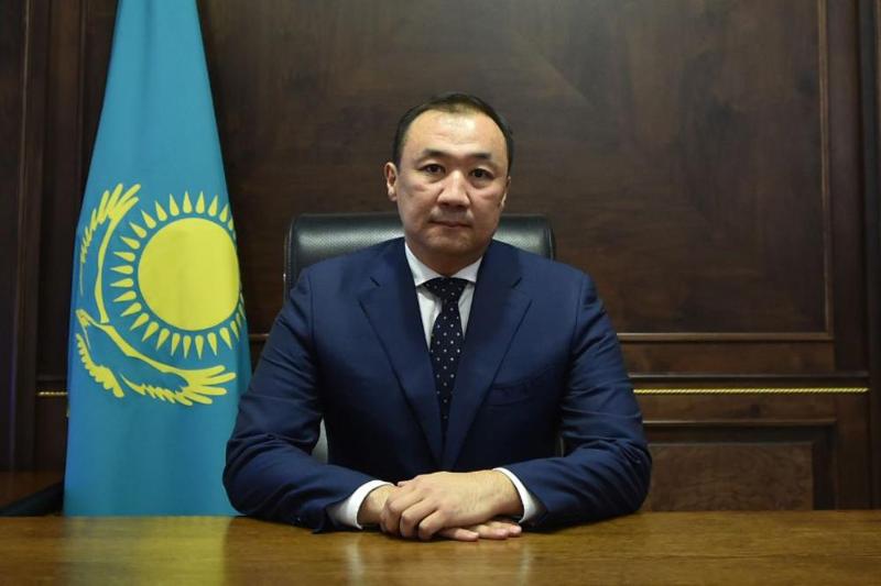Нурлан Сауранбаев освобожден от должности заведующего отделом Администрации Президента РК