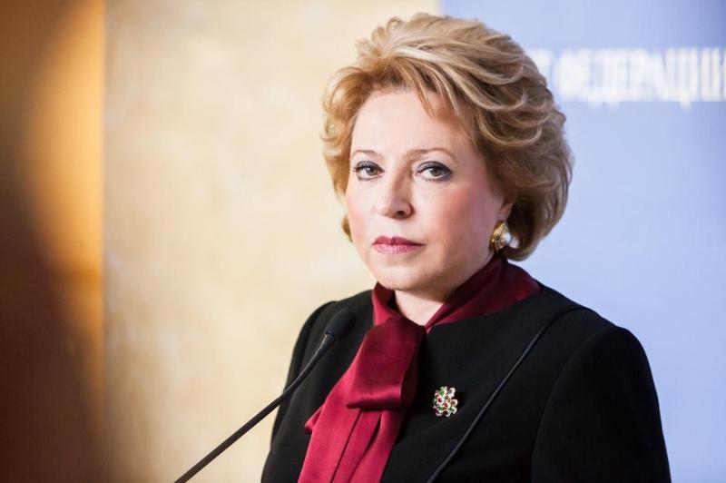 Глава Совета Федерации РФ посетит Казахстан в апреле