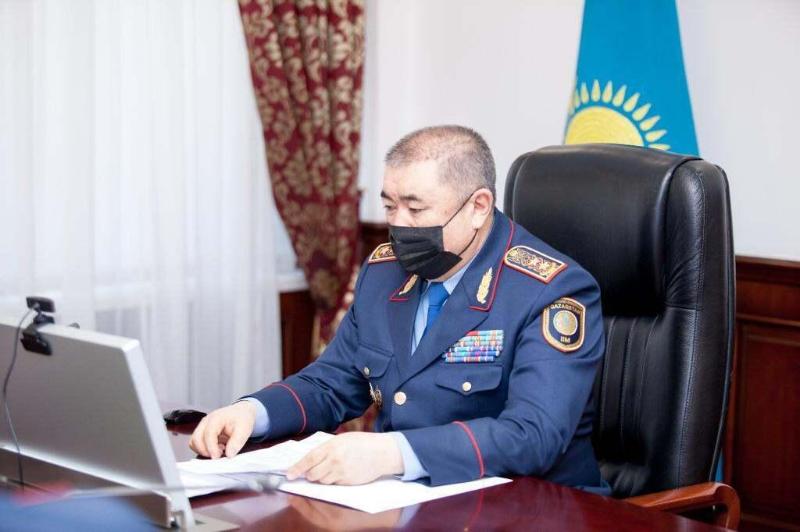 МВД изучает, какие проблемы безопасности просят решить казахстанцы