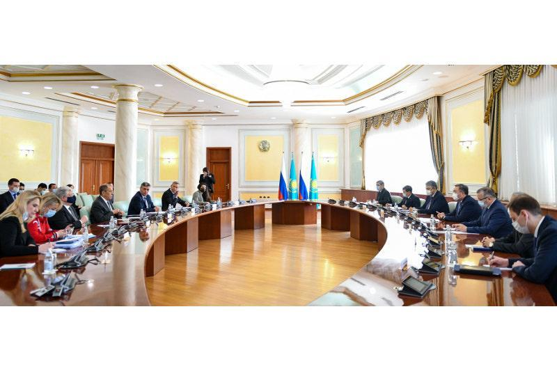 Kazakhstan and Russia fulfilled joint project during COVID-19 pandemic