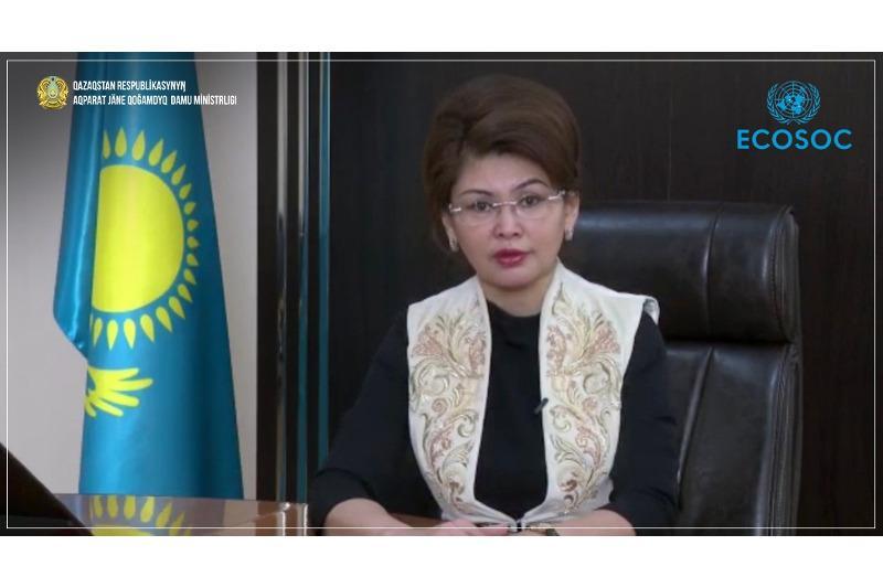 МИОР предлагает провести экологическую акцию совместно с молодежью стран ООН – Аида Балаева