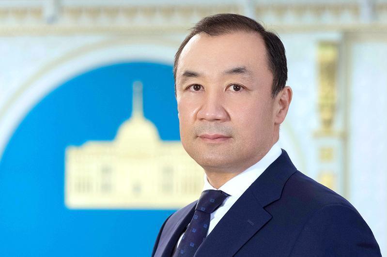 努尔兰·萨乌然巴耶夫出任哈萨克斯坦国家铁路公司总裁