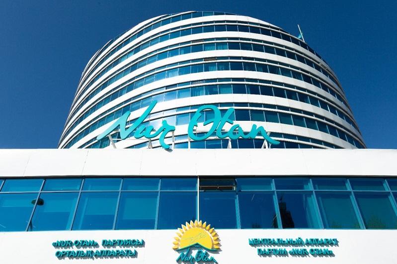 Более 43 тысяч обращений с начала года поступило в партию «Nur Otan»