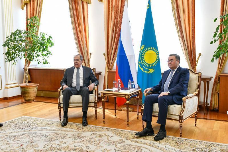 特列吾别尔德:俄罗斯仍是哈萨克斯坦外交政策的优先方向