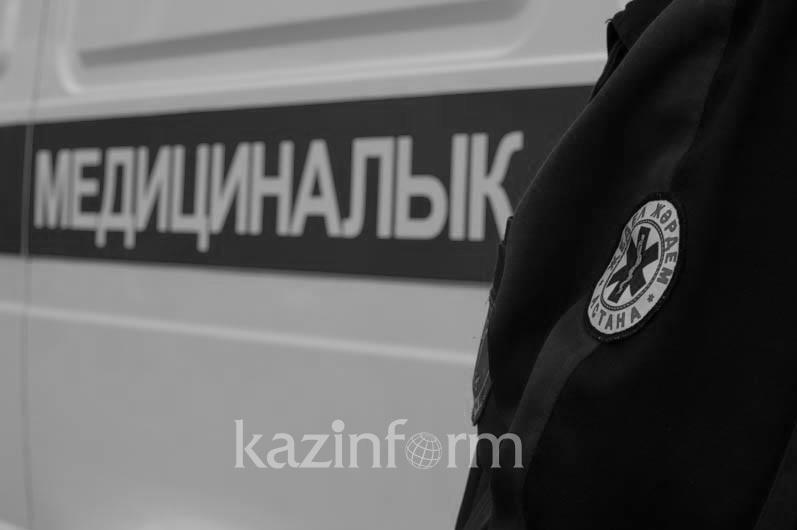 Несчастный случай: бетонная плита упала на подростка в Акмолинской области