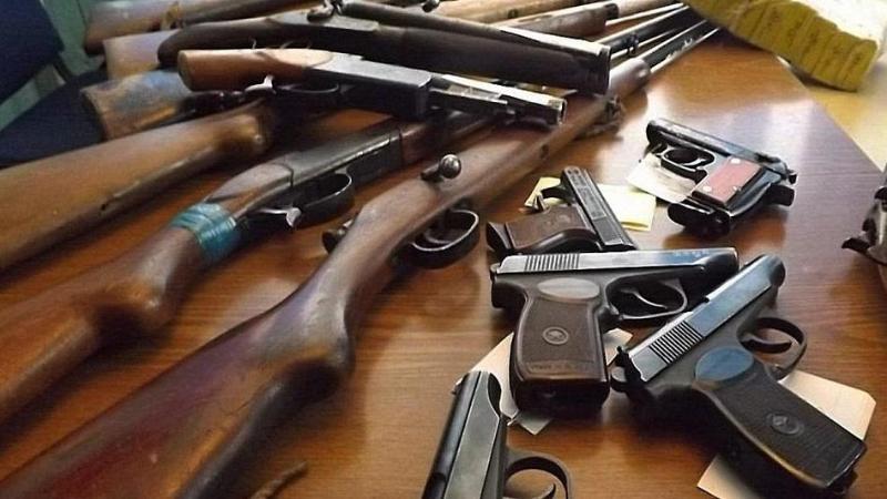 Нелегальное оружие и боеприпасы смогут сдать за денежное вознаграждение карагандинцы