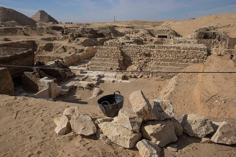 3,000-year-old city lost in sands discovered in Egypt's Luxor
